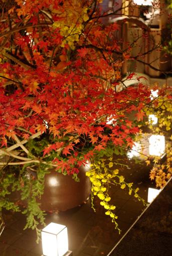 嵐電・嵐山駅にて
