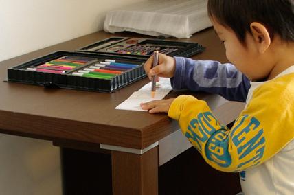 学習机でお絵かき